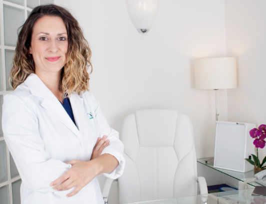 Irene Izquierdo. Estudio biomecánico de la pisada