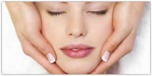 tratamiento de medicina estétcia facial; peeling para el acné