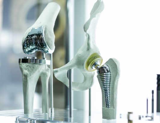 prótesis de cadera y rodilla Centro Clínico Quirúrgico Aranjuez