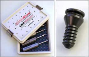 Implante HyProCure™ en pie plano flexible